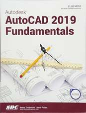 Autodesk AutoCAD 2019 Fundamentals