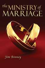 The Ministry of Marriage