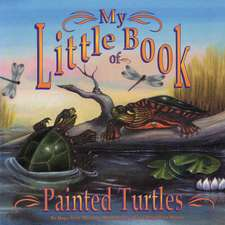 MY LITTLE BOOK OF PAINTED TURTPB