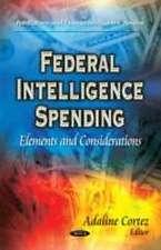 Federal Intelligence Spending