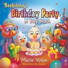 Boobilena's Birthday Party at Busy Beach