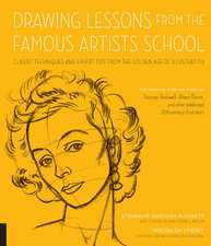 Drawing Lessons from the Golden Age of Illustration:  Techniques, Advice, and Inspiration from 20th-Century Masters - Featuring the Work of Norman Rock