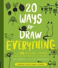 20 Ways to Draw Everything