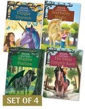 Unicorns of the Secret Stable Set 2 (set of 4)