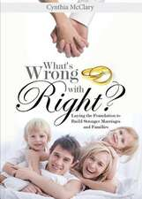 What's Wrong with Right?