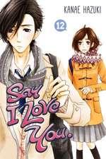 Say I Love You Vol. 12