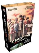 Attack On Titan 17 Special Edition W/dvd