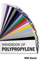 Handbook of Polypropylene