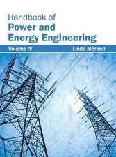 Handbook of Power and Energy Engineering