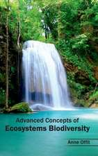 Advanced Concepts of Ecosystems Biodiversity
