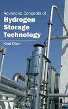 Advanced Concepts of Hydrogen Storage Technology