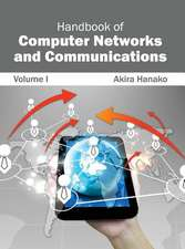 Handbook of Computer Networks and Communications