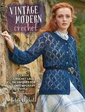 Vintage Modern Crochet: Vintage Modern Crochet