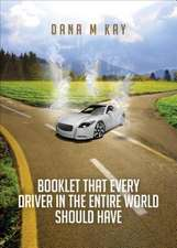 Booklet That Every Driver in the Entire World Should Have