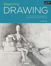 Beginning Drawing:  A Multidimensional Approach to Learning the Art of Basic Drawing