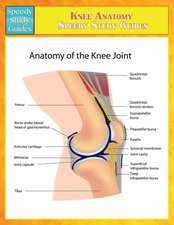 Knee Anatomy (Speedy Study Guides)