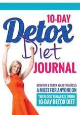 10-Day Detox Diet Journal