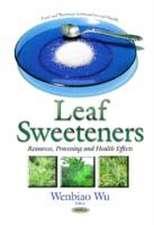 Leaf Sweeteners