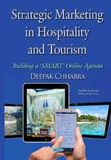 Strategic Marketing in Hospitality and Tourism