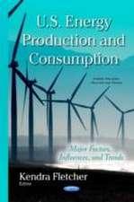 U.S. Energy Production & Consumption
