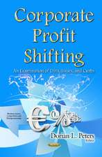 Corporate Profit Shifting: An Examination of Data, Issues, & Curbs