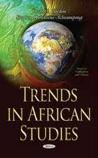 Trends in African Studies