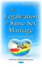 Legalization of Same-Sex Marriage: Background & Final Ruling