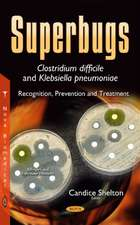 Superbugs -- Clostridium difficile & Klebsiella pneumoniae: Recognition, Prevention & Treatment