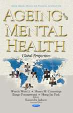 Ageing & Mental Health: Global Perspectives