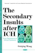 Secondary Insults After ICH: From Mechanisms to Clinical Translation