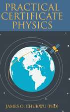 Practical Certificate Physics
