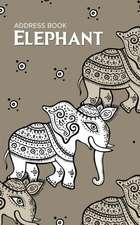 Address Book Elephant