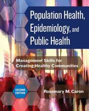 Population Health, Epidemiology, and Public Health