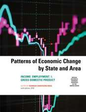 Patterns of Economic Change by State and Area 2018