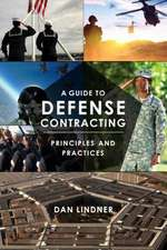 Guide to Defense Contracting