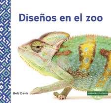 Disenos en el zoo (Patterns at the Zoo)