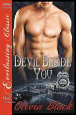 Devil Beside You [Federal Paranormal Agency 9] (Siren Publishing Everlasting Classic Manlove)