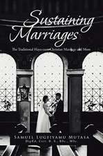 Sustaining Marriages