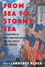 From Sea to Stormy Sea – 17 Stories Inspired by Great American Paintings