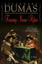 Twenty Years After – A Sequel to The Three Musketeers