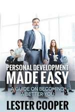Personal Development Made Easy