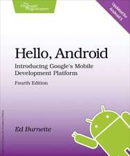Hello, Android 4e