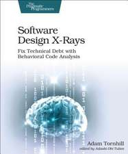 Software Design X–Rays