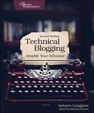 Technical Blogging 2e