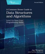 A Common–Sense Guide to Data Structures and Algorithms, 2e
