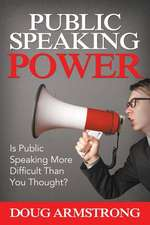Public Speaking Power