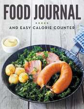 Food Journal and Easy Calorie Counter