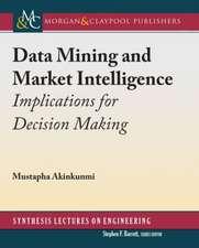 Data Mining and Market Intelligence
