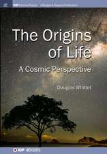 Origins of Life: A Cosmic Perspective