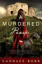 A Murdered Peace – A Kate Clifford Novel